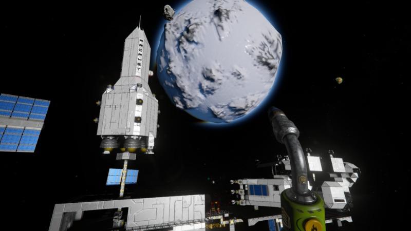 Die deutschsprachige Space Engineers Community mit eigenen Servern